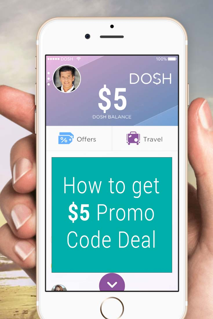 Dosh Promo Code: Get $5 when you sign up with this referral link