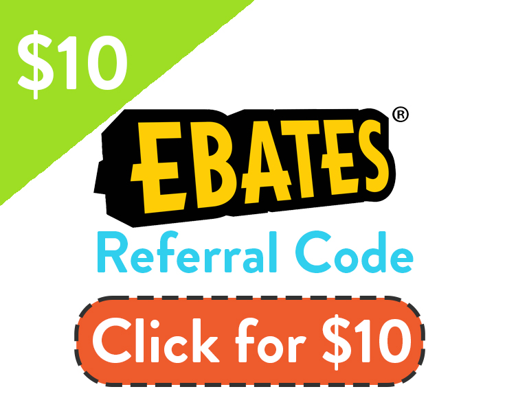EBates Referral Code | Get a $10 bonus with this referral link!