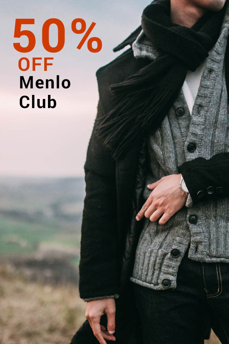 Menlo Club Promo Codes: Get up to 50% Off Menlo Club
