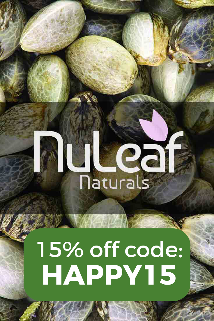 NuLeaf Naturals Discount Codes: 15% Off with code HAPPY15