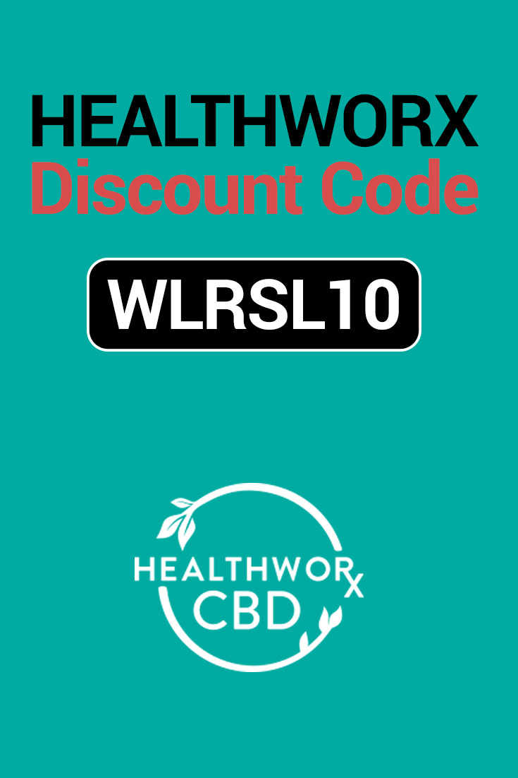 Healthworx Discount Codes: 10% Off with code WLRSL10
