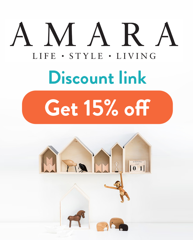 Amara Voucher Code | 15% off with this discount link