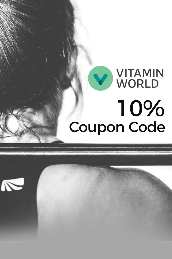 Vitamin World Coupon Code 2018 For 10% Off Entire Order