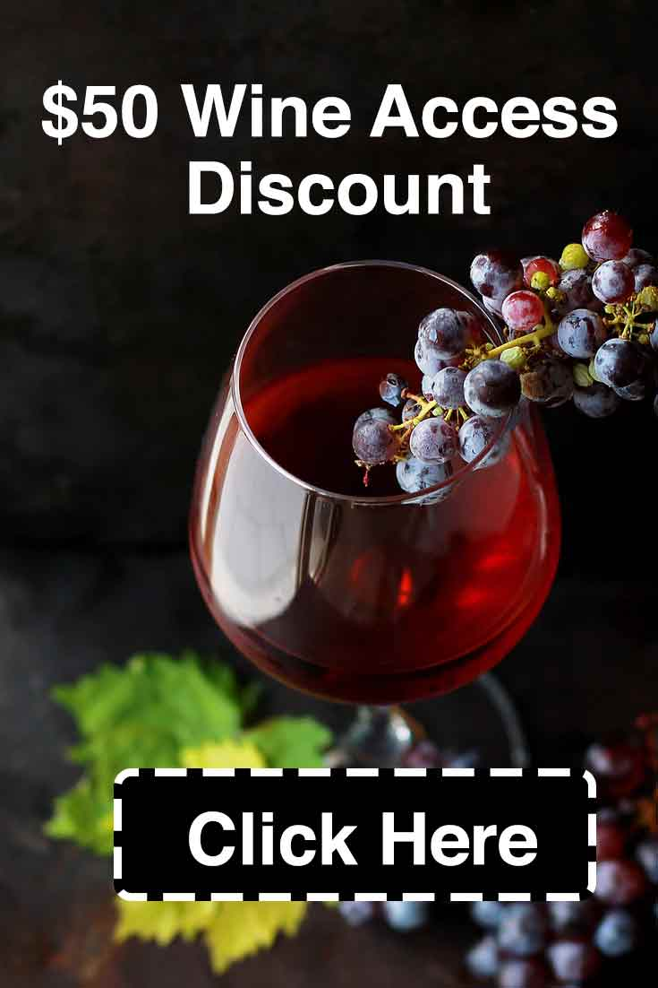 Wine Access Discount Code $50 Off Wine Access
