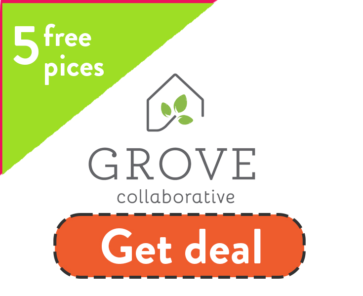 Grove Collaborative Promo Code 2018 | Get 5 Mrs Meyers products for free