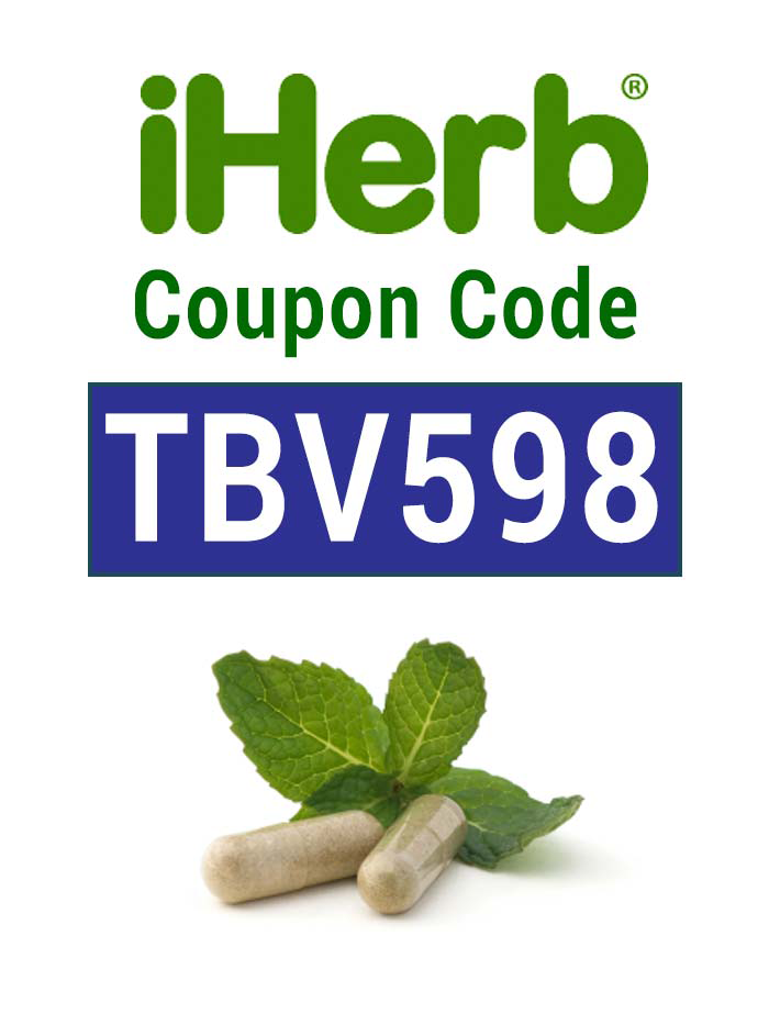 iHerb Discount Code for Existing Users 2018: Use TBV598