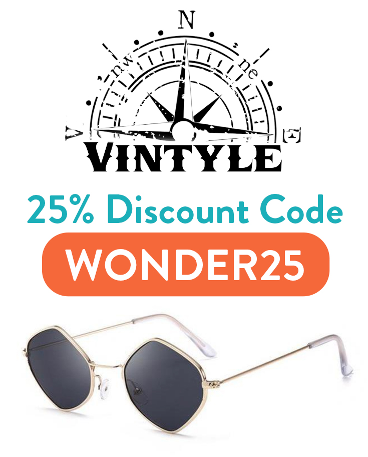 Vintyle Discount Code | Get 25% off with code: WONDER25