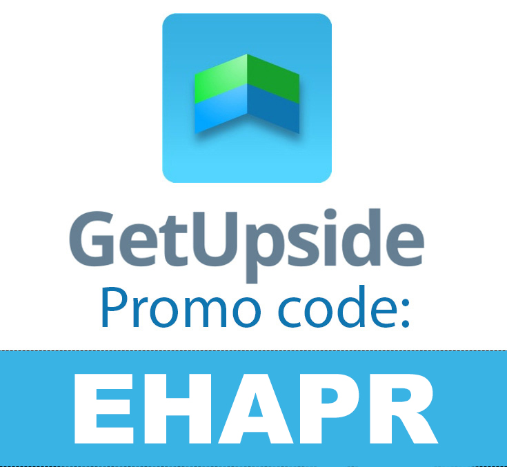 GetUpside Promo Code | Use code: EHAPR