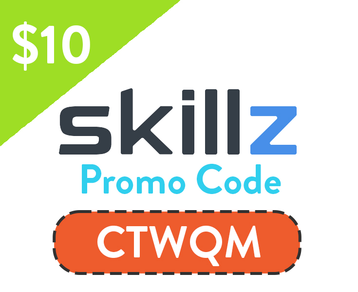 Skillz Promo Code | Get $10 on signup with code: CTWQM
