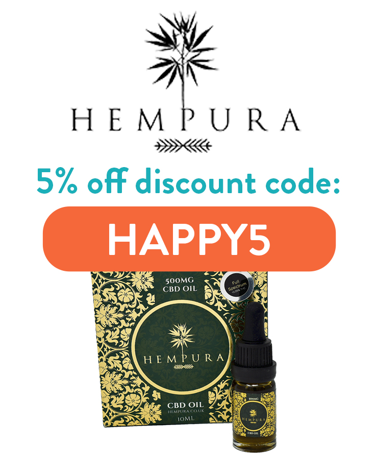 Hempura Coupon Code | Get 5% off with discount code: HAPPY5