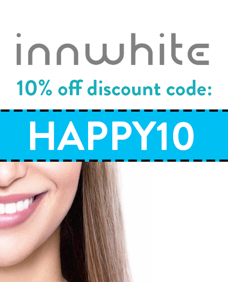 Innwhite Discount Code | 10% off with code: HAPPY10
