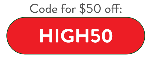 Cali Chill Promo Code | Get $50 with code: HIGH50
