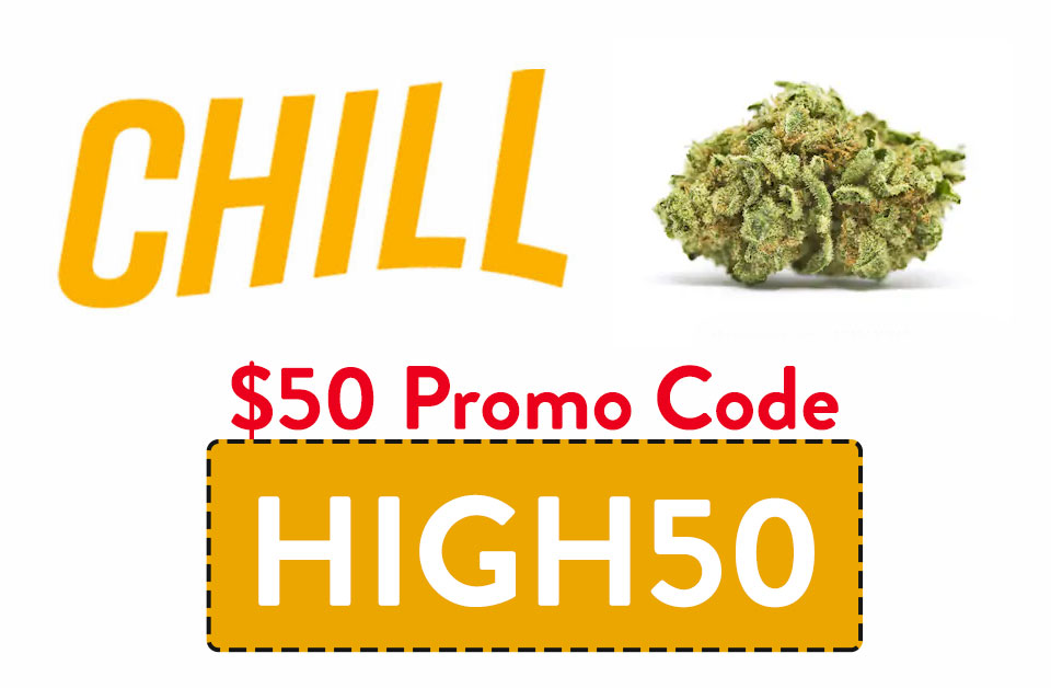 CaliChill Promo Code | $50 with Cali Chill Promo Code: HIGH50