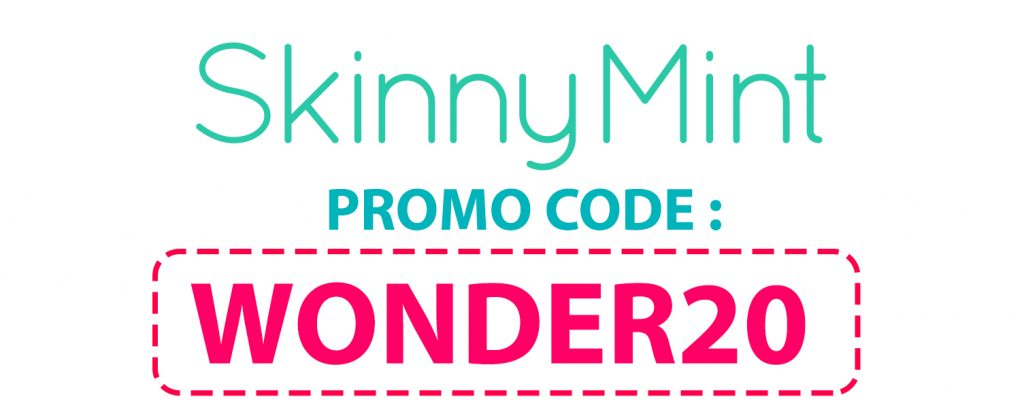 Skinny Mint Promo Code | 20% off: WONDER20