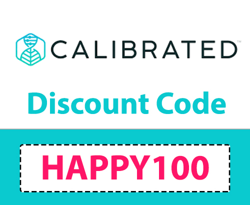 20% Calibrated Wellness Discount Code: HAPPY100