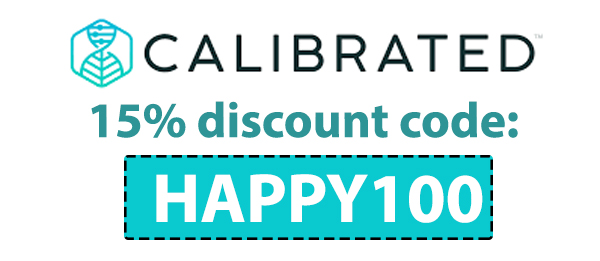 Calibrated Wellness Discount Code: HAPPY100