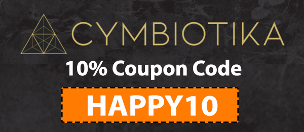Cymbiotika Coupon Code | 10% off code: HAPPY10