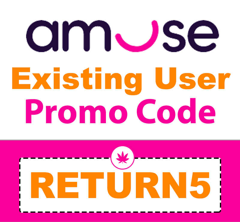 Amuse Promo Code Returning User: RETURN5