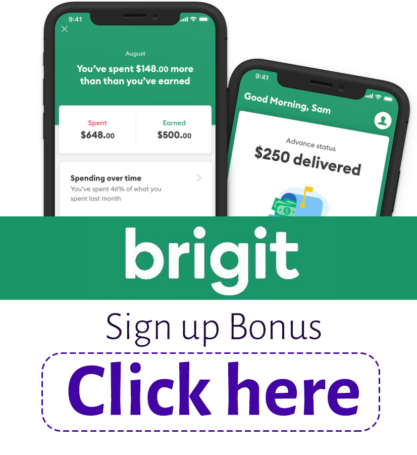 Brigit Referral Code | Get a Brigit Sign up Bonus!