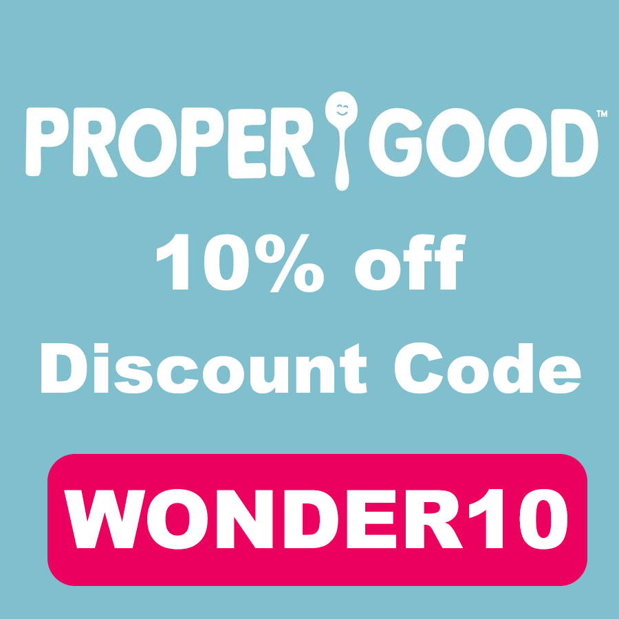 Proper Good Discount Code | 10% off: WONDER10