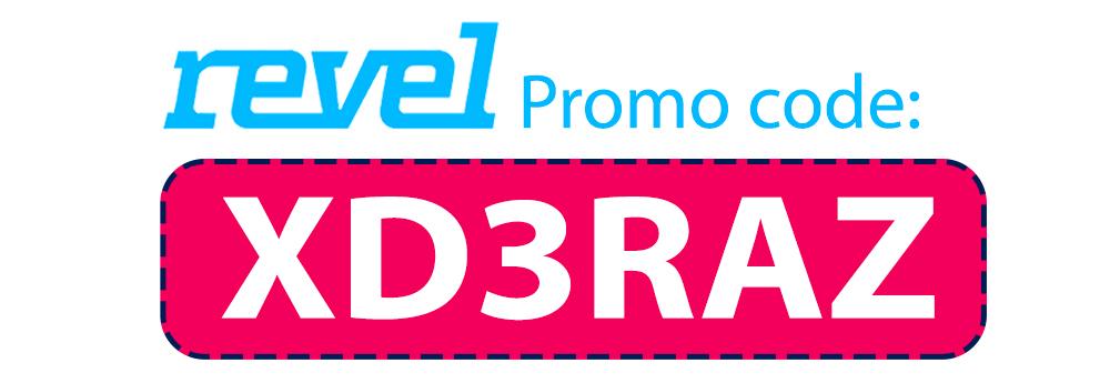 Revel Scooter Promo Code 2021: Use code XD3RAZ