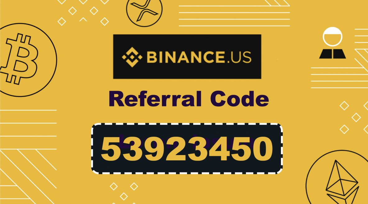 Binance Referral Code Bonus | Sign up with: 53923450