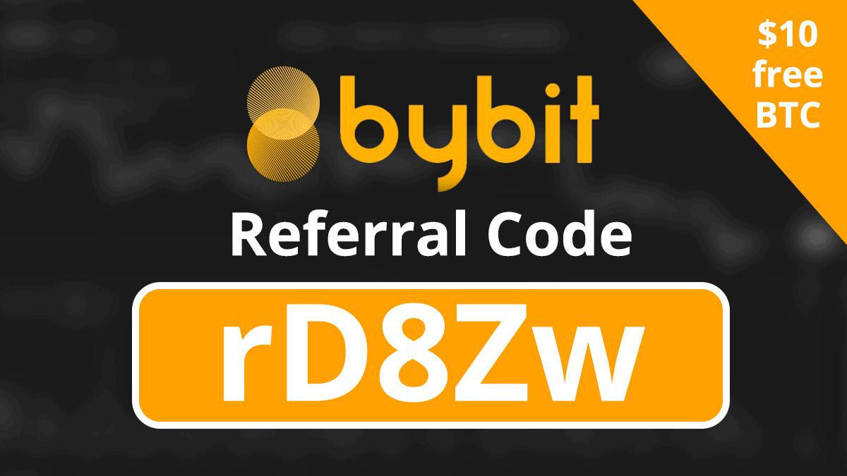 BybitBybit Referral Code | $10 Bitcoin code: rD8Zw Referral Code | $10 Bitcoin code: rD8Zw