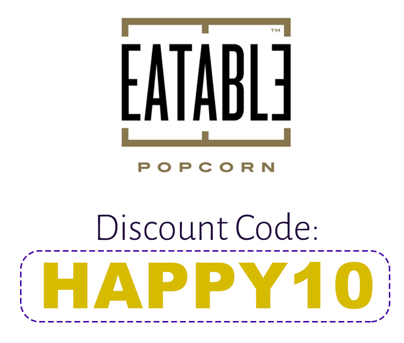 Eatable Discount Code | $5 off code: HAPPY10