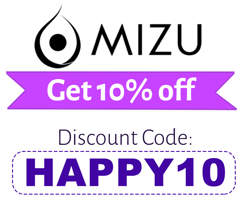 Mizu Towel Discount Code | 10% off: HAPPY10