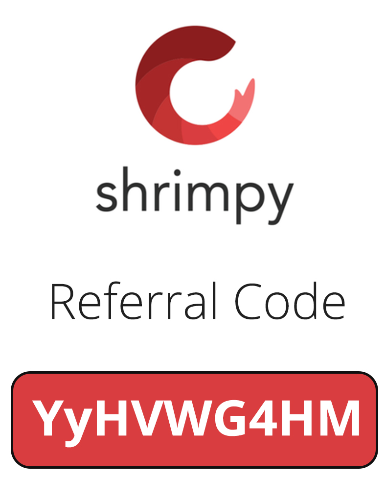Shrimpy Referral Code | Use code: YyHVWG4HM