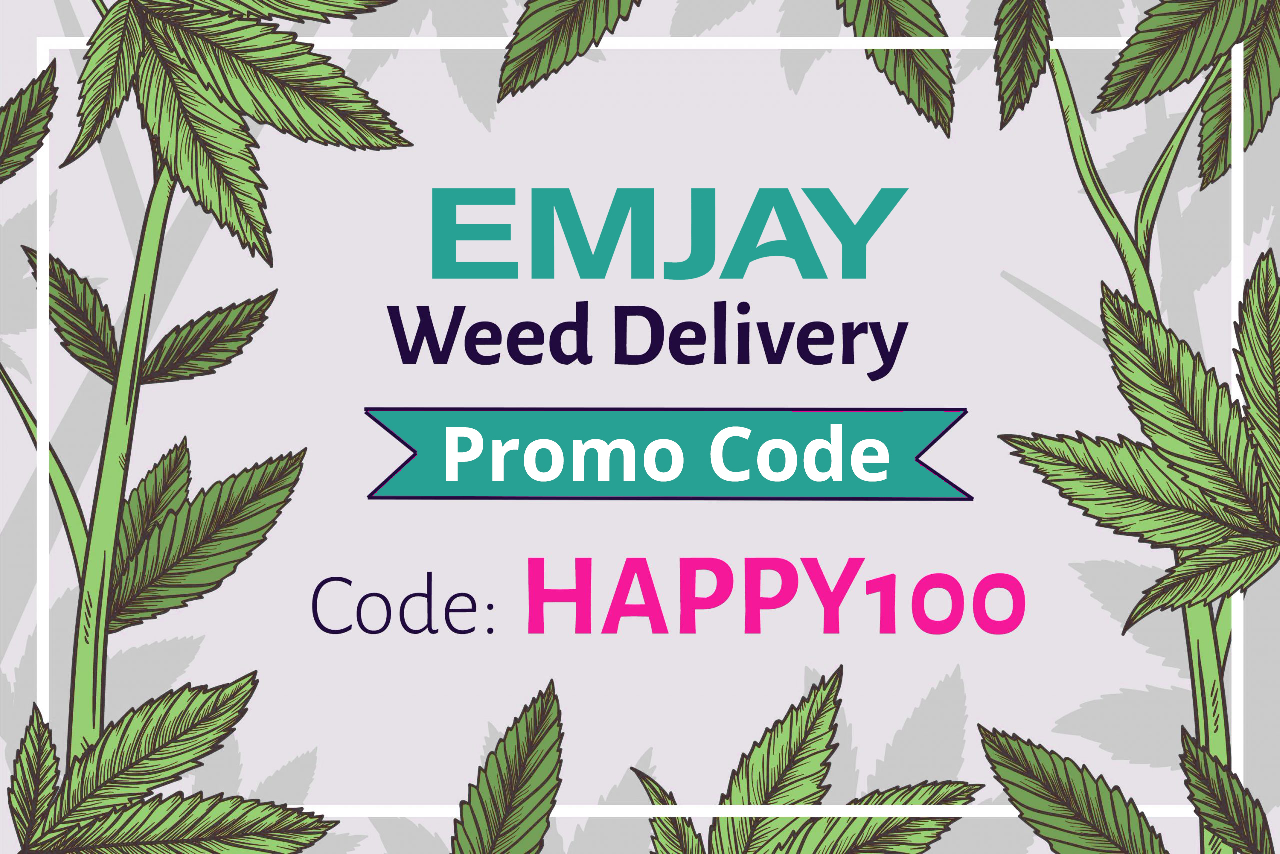 Emjay Promo Code | Get $10 off with code: HAPPY100