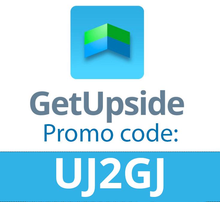 GetUpside Promo Code | Use code: UJ2GJ